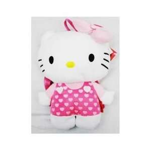 Hello Kitty Plush Backpack Beauty