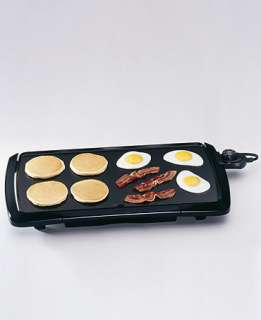 Presto 07030 Griddle, Jumbo Cool Touch   Electrics   Kitchens
