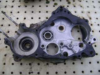 HONDA MR50 MR 50 ELSINORE ENGINE CRANK CASES