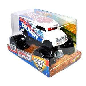 MONSTER JAM Special Delivery 124 SCALE diecast MONSTER TRUCK NEW