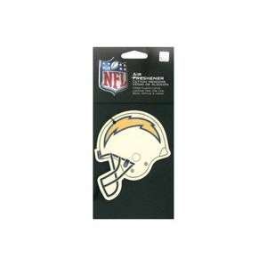 Nfl San Diego Chargers Helmet Cotton Air Freshener