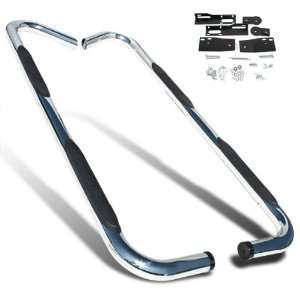 Polished Stainless Side Step Nerf Bars  Ford Expedition 1997   2002