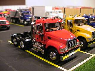 AUCTION IS FOR SEMI DAY CAB TRUCK ONLY, OTHER LAYOUT ITEMS NOT