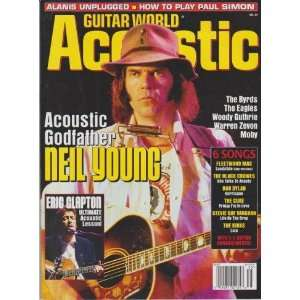 Guitar World Acoustics Magazine (Issue #35  2000) (Acoustic Godfather