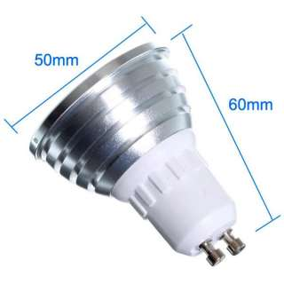 3W E27/ GU10 MR16 16 Color Changing RGB LED Light Bulb Lamp 85~265V