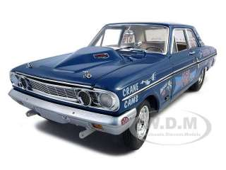 Brand new 118 scale diecast car model of 1964 Ford Thunderbolt