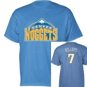 Chauncey Billups Denver Nuggets Jersey Name and Number T