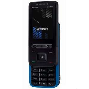NOKIA 5610 BLUE UNLOCKED PHONE