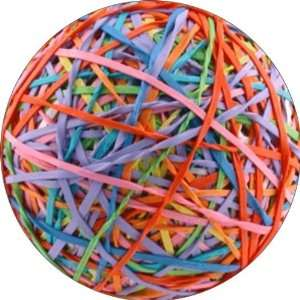 Rubber Band Ball Art   Fridge Magnet   Fibreglass reinforced plastic