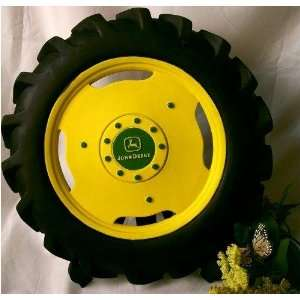 John Deere Stepping Stone Tractor Tire Patio, Lawn & Garden