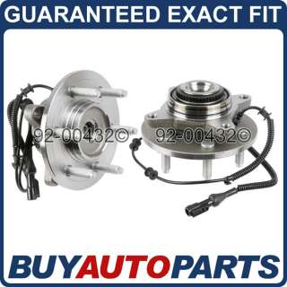FORD F150 4X4 6 STUD FRONT WHEEL HUB BEARING 2005 2008