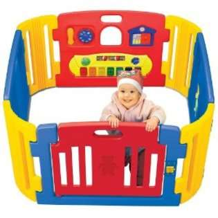 with Sounds and Lights  Baby Baby Health & Safety Baby Gates