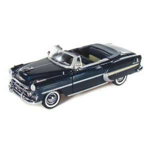 1953 Chevy Bel Air Convertible 1/24 Blue