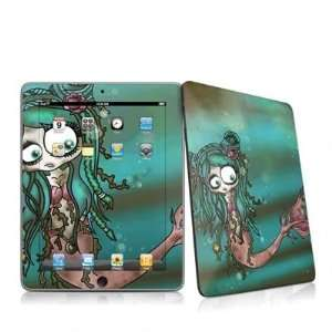 Oil Spill Mermaid Design Protective Decal Skin Sticker for