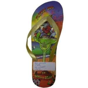Kids Flip Flops   Flippin Out In Paradise Case Pack 24