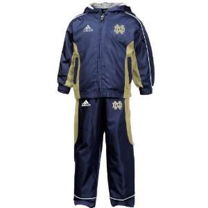 adidas Notre Dame Fighting Irish Toddler Navy Blue Full