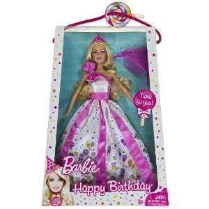 Barbie Barbie Happy Birthday ~11.5 Doll Figure Toys