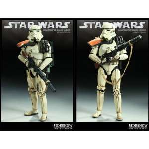 Star Wars Sandtrooper Squad Leader (Orange Pad) Militaries of Star