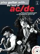 PLAY GUITAR WITH THE BEST AC/DC GUITAR SONG BOOK/CD TAB