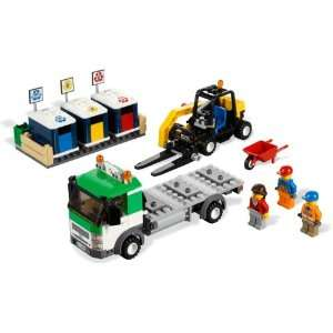 LEGO City Recycling Truck  Toys & Games