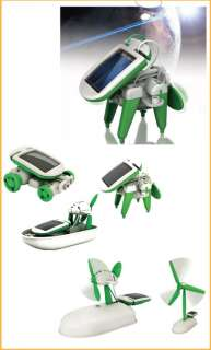in 1 Solar DIY Educational Kit Toy Robotikits Robot