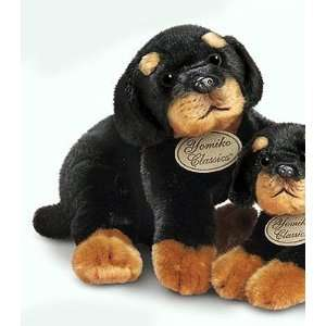 Russ Plush   Yomiko Classics   ROTTWEILER (11 inch) Toys & Games