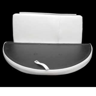 STRATOS WHITE CENTER CONSOLE BOAT SEAT CUSHION SET