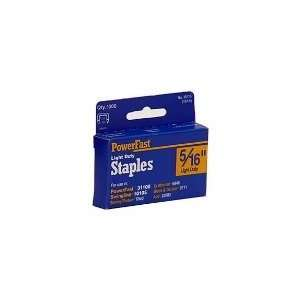 Bx/1000 x 12 Powerfast Light Duty Staples (36115)