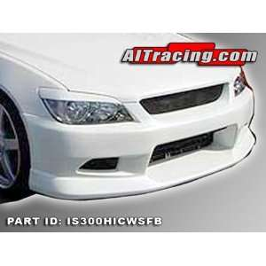 Lexus IS300 00 up Exterior Parts   Body Kits AIT Racing   AIT Front