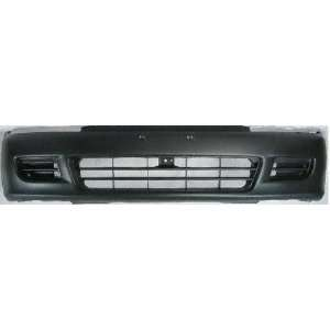 92 95 HONDA CIVIC FRONT BUMPER COVER, 2 Door Models, Raw (1992 92 1993