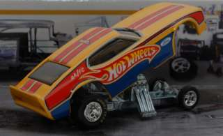 Drag Strip Demons 1971 Mustang George Doty Funny Car
