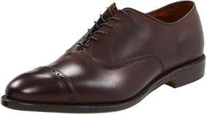 Allen Edmonds Mens Fifth Ave Brown Leather Shoe 5745