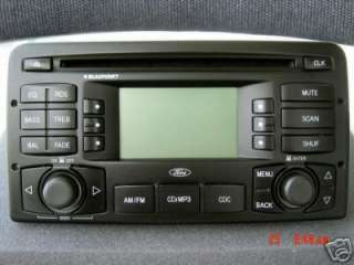 NEW Ford Focus Blaupunkt  Radio CD Player 2003 2004