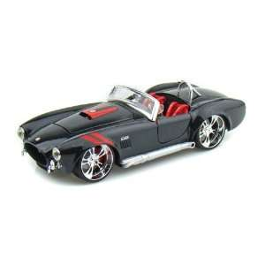 1965 Ford Shelby Cobra 427 1/24 Black Toys & Games