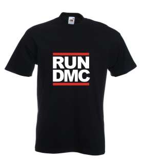 RUN DMC HIP HOP T SHIRT S XXXL NEW