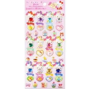 [Hello Kitty] birthday stickers TM Sanrio stationery vol.1