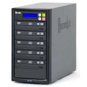 Recordex Commercial Grade DVD Tower Series 250GB HD 5 22X