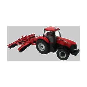 Harvester Mc275 Tractor and Disc 132 Scale Farm Toy