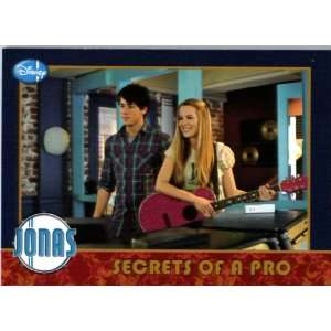 2009 Topps Jonas Brothers Trading Card #29 SECRETS OF A