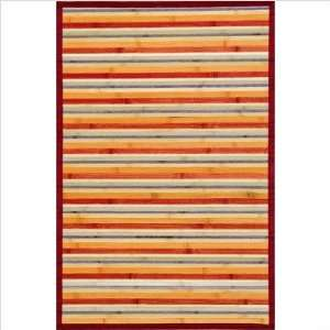 Majestic Rugs Jade Multi Rust Indoor / Outdoor Rug   KS24562C   2 x 3
