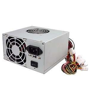 Echo Star 480W 20+4 pin Dual Fan ATX PSU w/SATA