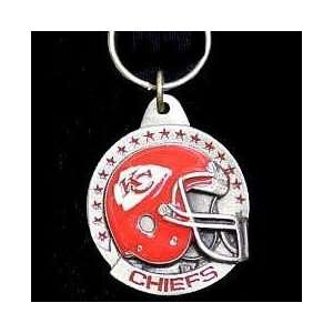 NFL Team Helmet Key Ring   Kansas City Chiefs Everything