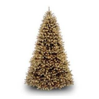 Pre Lit Feel Real Down Swept Artificial Christmas Tree