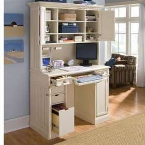 American Drew Camden White Homework Station Furniture & Decor