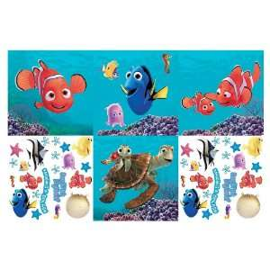allen + roth 11 1/2W x 11 1/2H Multi Colored Finding Nemo Wall Art