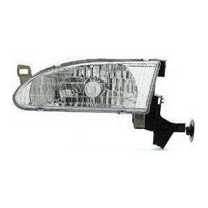98 00 TOYOTA COROLLA HEADLIGHT LH (DRIVER SIDE) (1998 98 1999 99 2000