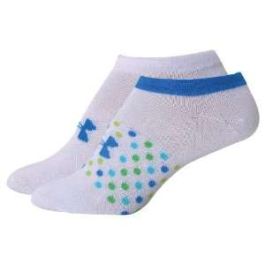No Show Liner Sock 2  Pack Socks by Under Armour