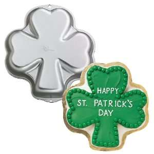 Lets Party By Wilton Shamrock Cake Pan
