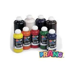 Prang Washable Finger Paint, 16 Ounce Bottle, Yellow