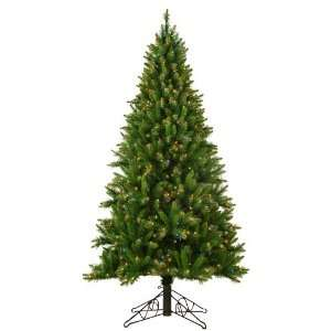 9 Overland Pine Artificial Christmas Tree with Multi